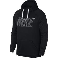 (送料無料)NIKE(ナイキ)メンズスポーツウェア スウェットパーカー ナイキ DRI-FIT フリース GFX PO フーディ 886651-010 メンズ ブラック/(ホワイト)