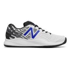 (セール)New Balance(ニューバランス)メンズテニスシューズ MCH696P3 2E MCH696P3 2E メンズ WHITE/BLUE