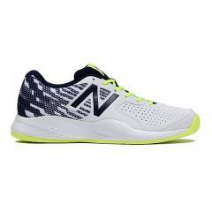 (セール)New Balance(ニューバランス)メンズテニスシューズ MCO696H3 2E MCO696H3 2E メンズ WHITE/NAVY