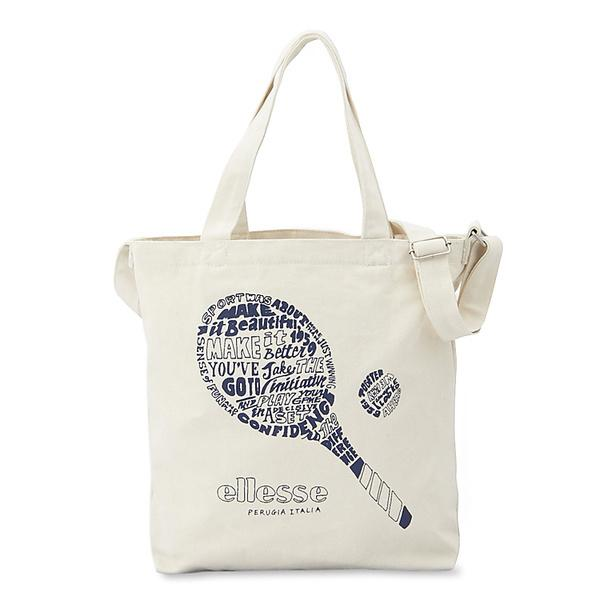 Ellesse(エレッセ)ラケットスポーツ バッグ ケース類 3WAY TENNIS TOTE EAC6805 RK