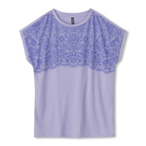 (セール)DANSKIN(ダンスキン)ヨガ Tシャツ ワイドT DY78108 レディース EF