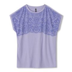 DANSKIN(ダンスキン)ヨガ Tシャツ ワイドT DY78108 レディース EF