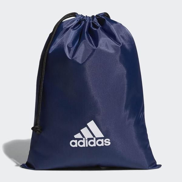 (セール)adidas(アディダス)スポーツアクセサリー ナップサック EPS シューズサック DRM73 CX3969 NS ノーブルインディゴ S18
