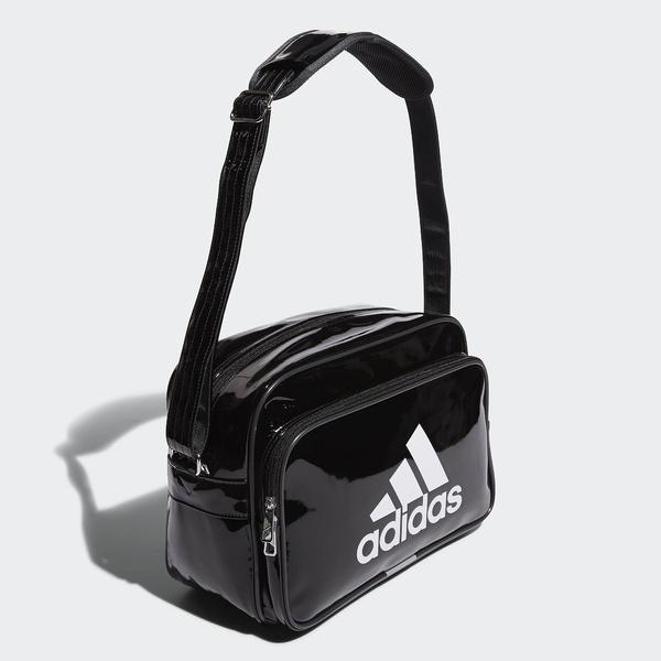 (セール)adidas(アディダス)スポーツアクセサリー エナメルバッグ エナメルバッグS ETX11 CX4046 NS ブラック/ホワイト