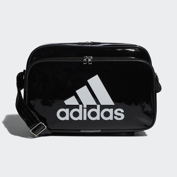 (セール)adidas(アディダス)スポーツアクセサリー エナメルバッグ エナメルバッグM ETX12 CX4042 NS ブラック/ホワイト
