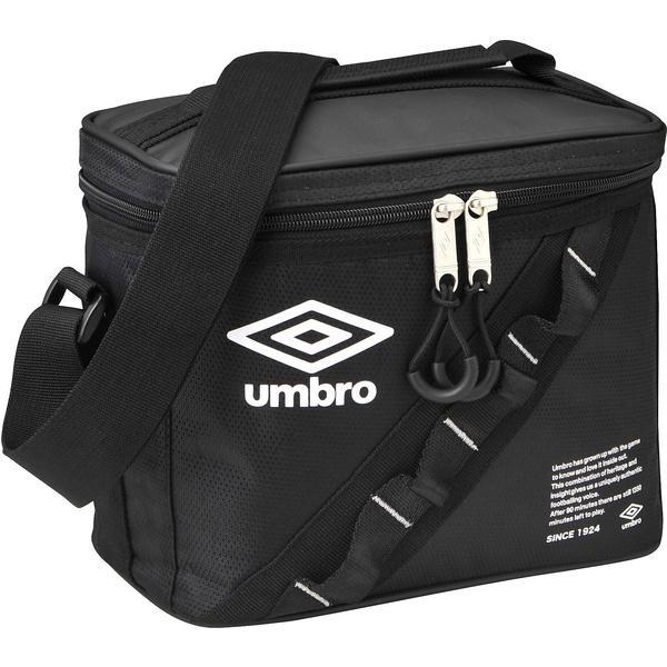UMBRO(アンブロ)スポーツアクセサリー 保冷バッグ クーラーバッグM UUALJA20 BKWH F BKWH