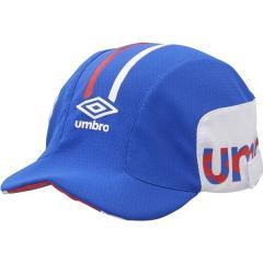 (セール)UMBRO(アンブロ)サッカー アパレルアクセサリー JRフットボールプラクティスキャップ UUDLJC02 BL ジュニア F BL