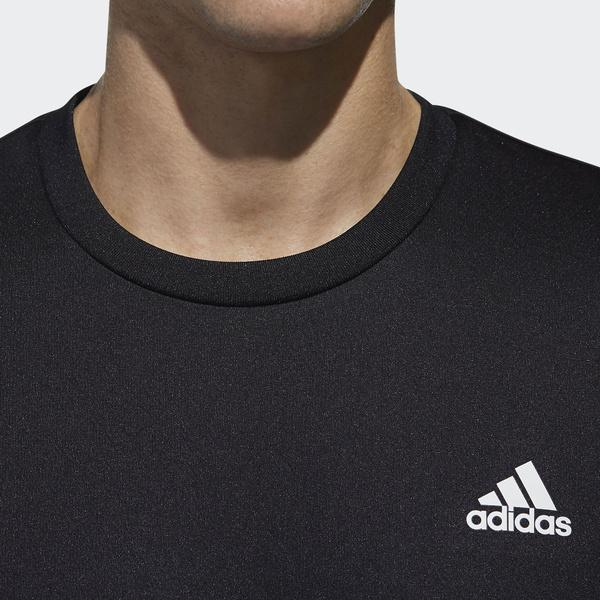 adidas(アディダス)メンズスポーツウェア 半袖ベーシックTシャツ M MUSTHAVES CLIMALITE パックTシャツ ETZ84 CX3355 メンズ ブラック
