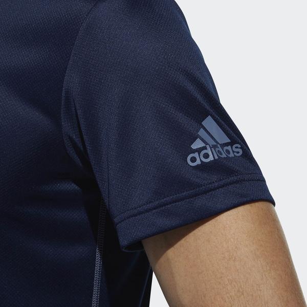 adidas(アディダス)メンズスポーツウェア 半袖機能Tシャツ M ESSENTIALS BADGE OF SPORT ベーシック Tシャツ ETZ85 CX3357 メンズ カレッジネイビー