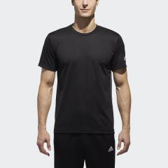 adidas(アディダス)メンズスポーツウェア 半袖機能Tシャツ M ESSENTIALS BADGE OF SPORT ベーシック Tシャツ ETZ85 CX3358 メンズ ブラック