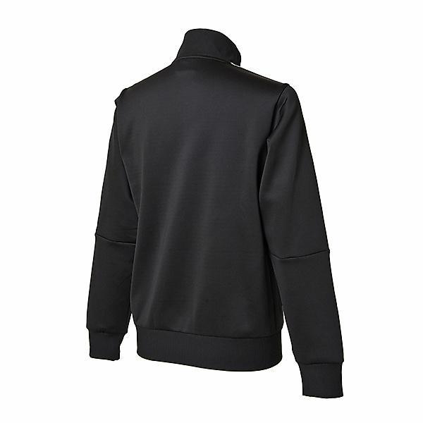 (セール)New Balance(ニューバランス)メンズスポーツウェア スウェットジップアップ T360 LINE スエジャージャケット JMJP8123BKW メンズ ブラック/ホワイト