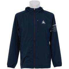 (セール)le coq sportif(ルコックスポルティフ) メンズスポーツウェア ウインドアップジャケット ウインドジャケット QMMLJC21MG NVY メンズ NVY