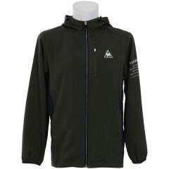 (セール)le coq sportif(ルコックスポルティフ) メンズスポーツウェア ウインドアップジャケット ウインドジャケット QMMLJC21MG ADK メンズ ADK