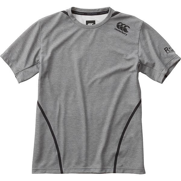 (セール)canterbury(カンタベリー)メンズスポーツウェア 半袖機能Tシャツ S/S PERFORMANCE SH RP38021B GRY メンズ 15