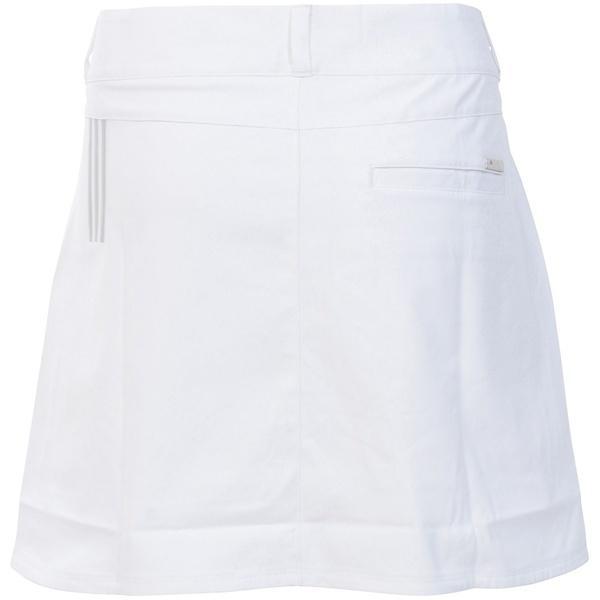 (セール)adidas(アディダス)ゴルフ レディース ウェア CP ラウンドカット ベーシックスコート LCD35-BC1481 レディース ホワイト