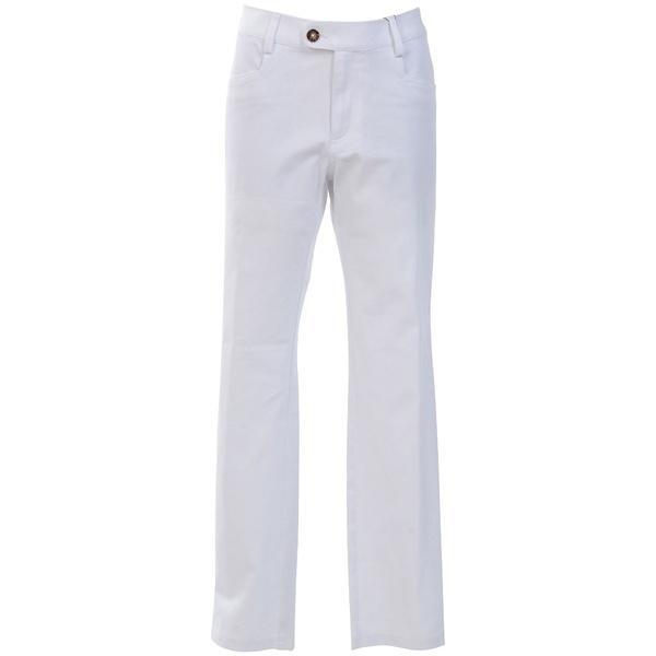 (セール)(送料無料)adidas(アディダス)ゴルフ レディース ウェア JP ADICROSS スリムパンツ CCO99-M73880 レディース ホワイト