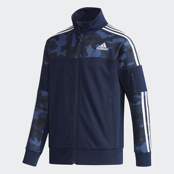 adidas(アディダス)ジュニアスポーツウェア ウォームアップジャケット B ADIDASDAYS ジャージ ジャケット ETP24 CX3848 ボーイズ カレッジネイビー