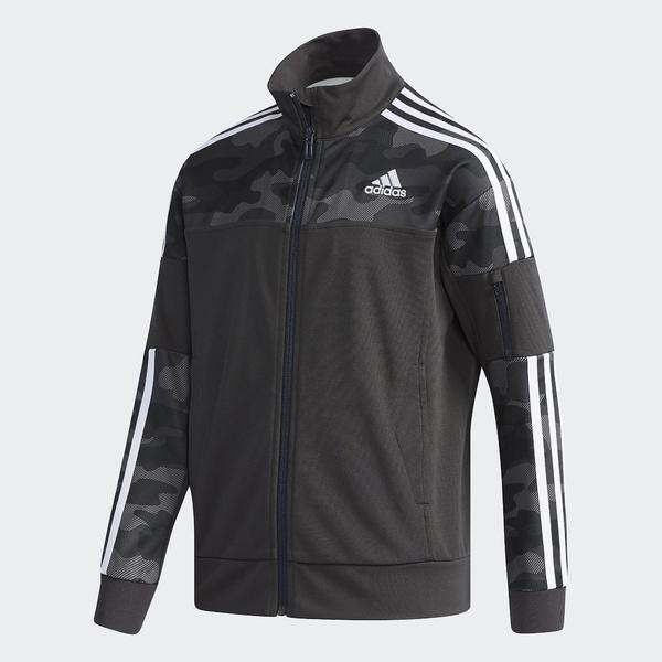 adidas(アディダス)ジュニアスポーツウェア ウォームアップジャケット B ADIDASDAYS ジャージ ジャケット ETP24 CX3849 ボーイズ カーボン S18