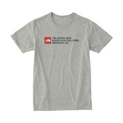 (セール)THE NORTH FACE(ノースフェイス)ランニング メンズ半袖Tシャツ TNF SQUARE LOGO TEE NT31893 メンズ Z