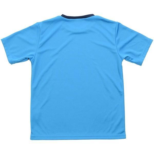 (セール)UMBRO(アンブロ)ジュニアスポーツウェア Tシャツ JR ワ-ドロゴS/Sシャツ UMJLJA60 TUQ ボーイズ TUQ
