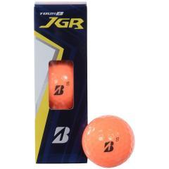 BRIDGESTONE(ブリヂストン)ゴルフ ボール BSG JGR 3P ORG 8JOX 「」 オレンジ