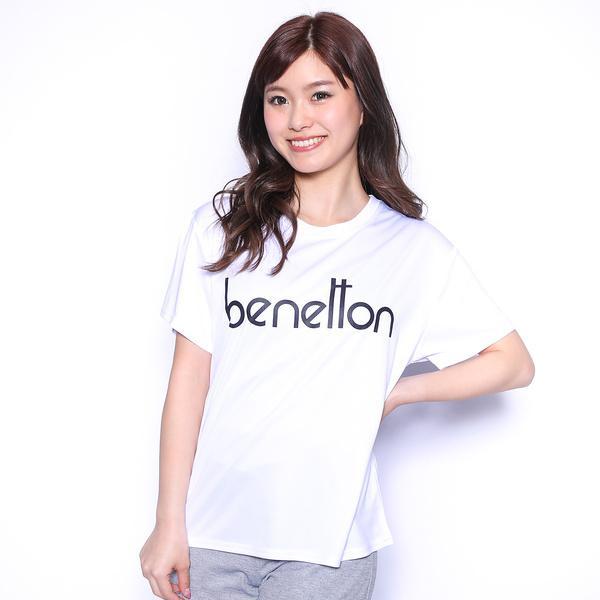 BENETTON(ベネトン)サマー レジャー レディースラッシュガード BEラッシュ半袖Tシャツ 228832 レディース WT