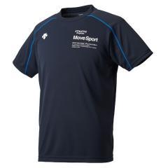 デサント メンズスポーツウェア 半袖ベーシックTシャツ サンスクリーン ハーフスリーブシャツ DMMLJA53 ENVメンズ ENV
