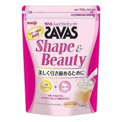 (セール)SAVAS(ザバス)ビューティー フィットネス ダイエット シェイプ&ビューティ 50 CZ7435