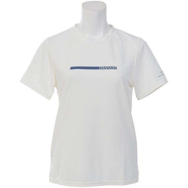 (セール)DANSKIN(ダンスキン)レディーススポーツウェア ワークアウトTシャツ TOPS SO COOL クルーT DB78216 レディース JW