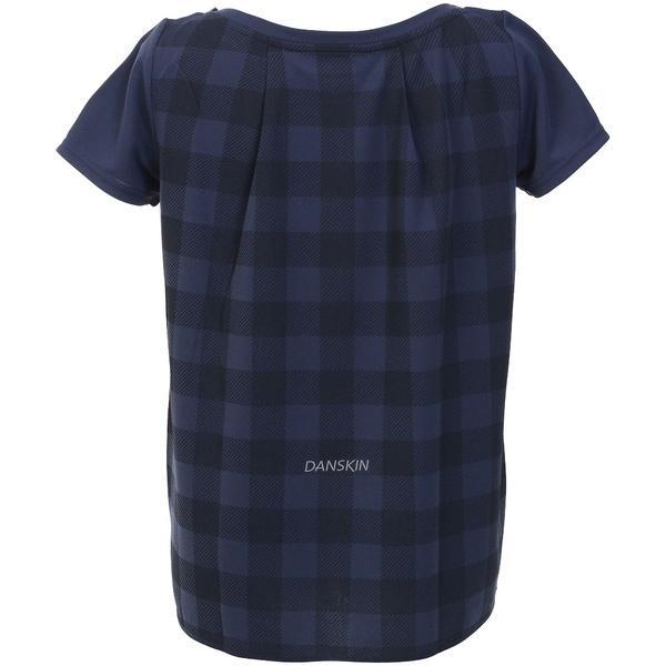 (セール)DANSKIN(ダンスキン)レディーススポーツウェア ワークアウトTシャツ TOPS SO COOL ワイドネックT DB78217 レディース EB
