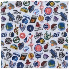 <LOHACO> adidas(アディダス)バスケットボール NBA NBAハンドタオルALLOVER NBA32213 CLR画像