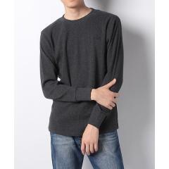 (セール)TARAS BOULBA(タラスブルバ)トレッキング アウトドア 長袖Tシャツ サーマル ロングTシャツ TB-F18-014-012 BLK メンズ ブラック