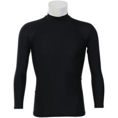 s.a.gear(エスエーギア)サッカー 長袖インナーシャツ 長袖ストレッチアンダー SA-Y18-002-012 メンズ ブラック