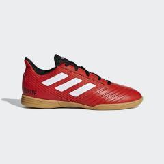(セール)adidas(アディダス)サッカー ジュニアフットサル インドア プレデター タンゴ 18.4 サラ J FBX48 DB2343 コアブラック/ランニングホワイト/レッド