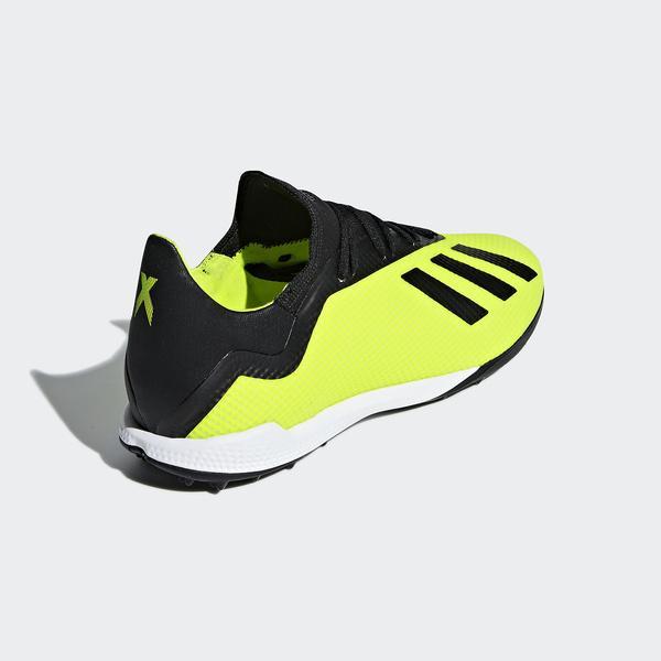 (セール)adidas(アディダス)サッカー ターフ エックス タンゴ 18.3 TF FBP00 DB2475 ソーラーイエロー/コアブラック/ランニングホワイト