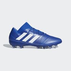 (セール)(送料無料)adidas(アディダス)サッカー スパイク ネメシス 18.2-ジャパン HG BTB90 BB6982 フットボールブルー/ランニングホワイト/フットボールブルー