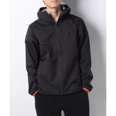 (セール)LOTTO(ロット)メンズスポーツウェア ウインドアップジャケット LOTTOストレッチウインドジャケット LO-F18-010-003 メンズ ブラック/ブラック