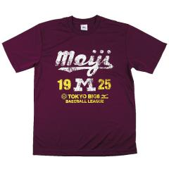 MIZUNO(ミズノ)野球 プロ野球 ロクダイTシャツ17M 12JRTW0304 メンズ L メイジ
