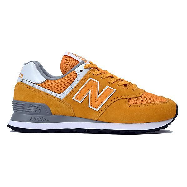 (セール)(送料無料)New Balance(ニューバランス)シューズ カジュアル 18HO WL574UNB B WL574UNB B レディース YELLOW