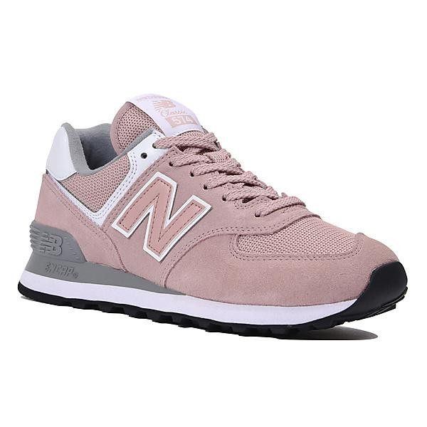 (セール)New Balance(ニューバランス)シューズ カジュアル 18HO WL574UNC B WL574UNC B レディース PINK