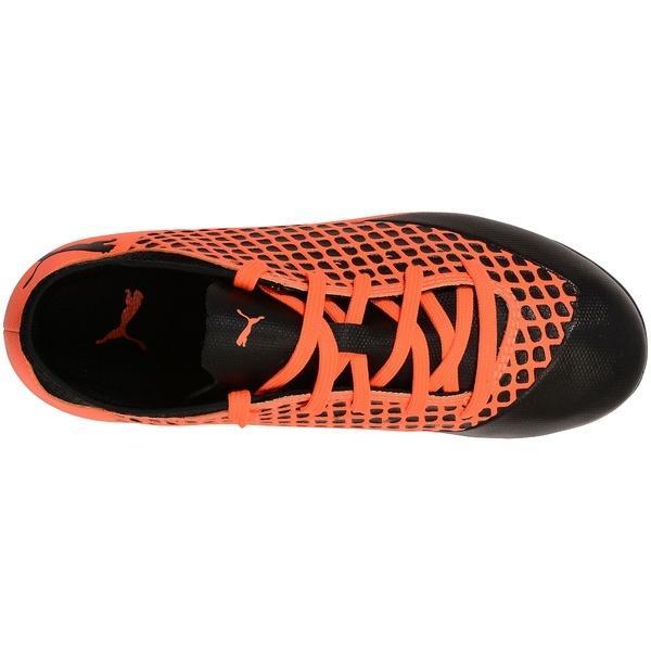 (セール)PUMA(プーマ)サッカー ジュニアスパイク フューチャー 2.4 MG JR 10484702 ボーイズ プーマ ブラック/ショッキング オレンジ