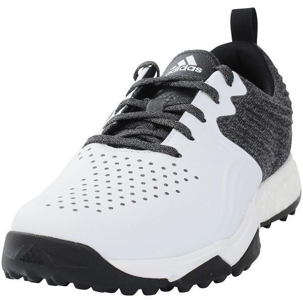 (送料無料)adidas(アディダス)ゴルフ メンズゴルフシューズ アディパワーフォージド S BAY92-B37173 メンズ コアブラック/ホワイト/シルバーメット