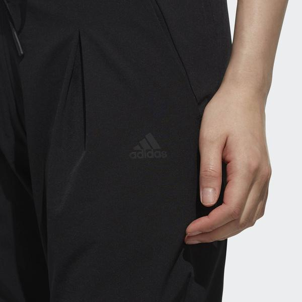 (セール)adidas(アディダス)レディーススポーツウェア ワークアウトボトムス W M4Tトレーニングストレートルックカプリ FAO78 DJ2960 レディース ブラック