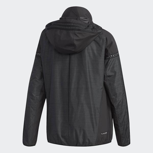 15%OFFクーポン対象商品 (セール)adidas(アディダス)レディーススポーツウェア ウインドアップジャケット W ADIDAS 24/7 ヘザーウィンドジャケット FKK20 DN1294 レディース ブラック クーポンコード:CKJNNWW