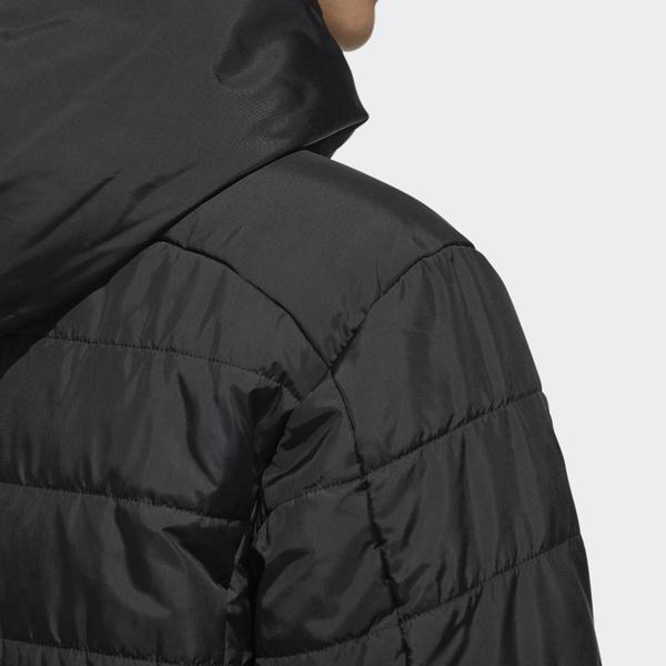 (セール)(送料無料)adidas(アディダス)レディーススポーツウェア アウター WOMENS ロングインサレーションコート EYU96 CZ0631 レディース ブラック
