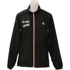 le coq sportif(ルコックスポルティフ) レディーススポーツウェア ウインドアップジャケット SMUWINDJKT QMWMJF21MG BLK レディース BLK