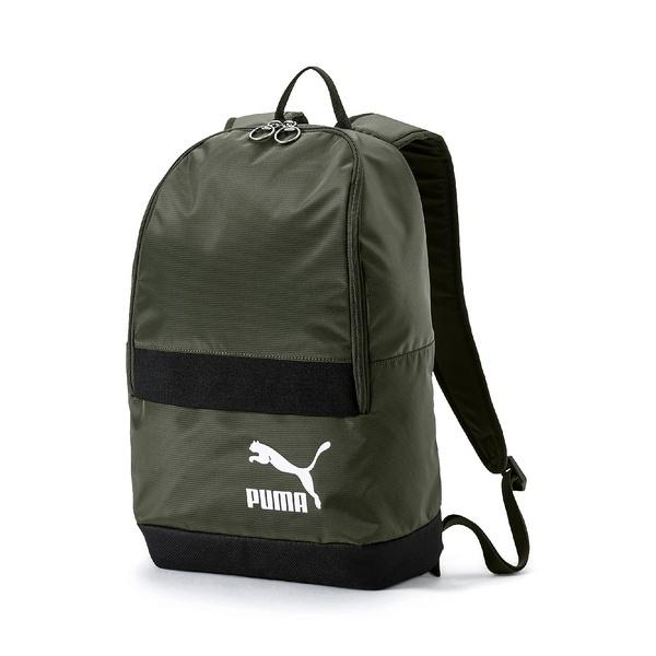 4221722a85 PUMA(プーマ)スポーツアクセサリー バッグパック オリジナルス バックパック トレンド 7544202 メンズ フォレスト