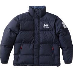 (セール)(送料無料)HELLY HANSEN(ヘリーハンセン)トレッキング アウトドア 厚手ジャケット BUBBLE DOWN JACKET HH11856 HB メンズ HB