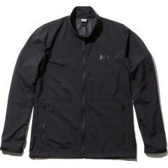 (送料無料)HELLY HANSEN(ヘリーハンセン)トレッキング アウトドア 薄手ジャケット VALLE JACKET HH11865 KO メンズ KO