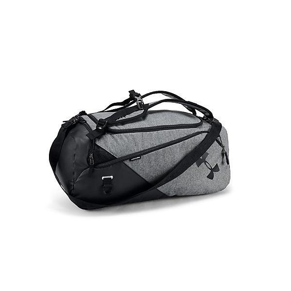 (セール)(送料無料)UNDER ARMOUR(アンダーアーマー)スポーツアクセサリー バッグパック 18F UA CONTAIN 4.0 1316569 040 ONESIZE GME/BLK/BLK